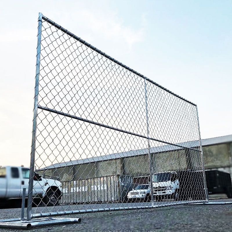 CHS Chain Link Temporary Fence