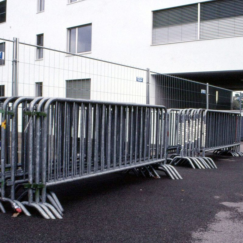 CHS Crowd Barrier