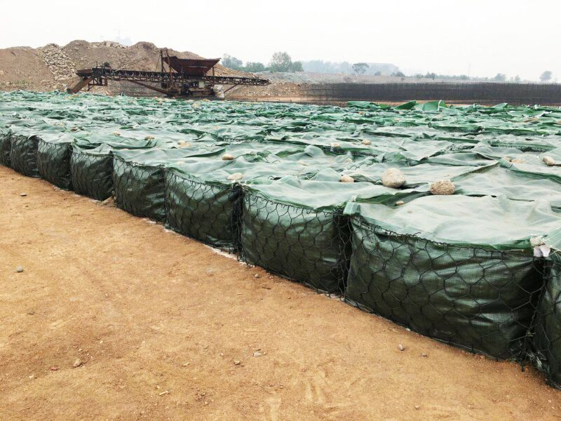 PET Gabion Bag
